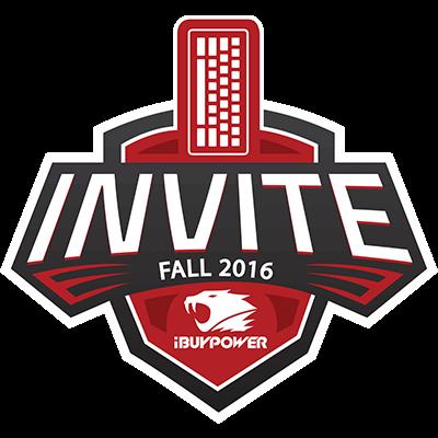 iBP Invitational Fall 2016
