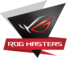 ROG MASTERS Asia 2016