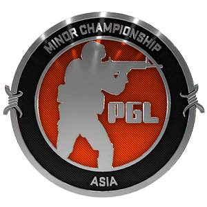PGL Minor亚洲区锦标赛