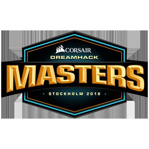 DreamHack 大师赛 2018 斯德哥尔摩站 欧洲区预选赛