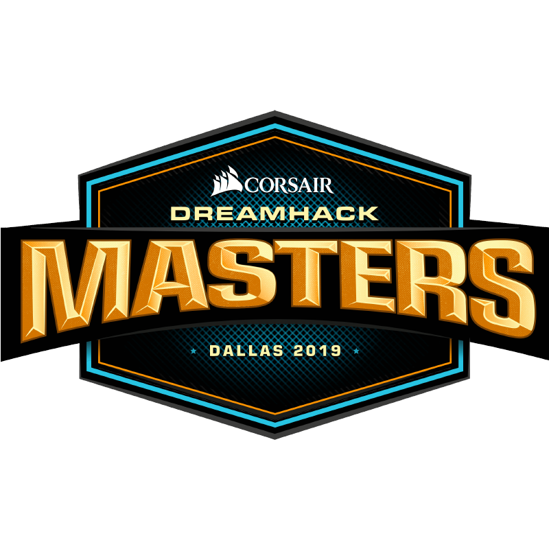 2019dreamhack大师赛达拉斯站北美预选赛