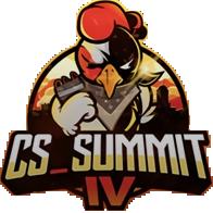 CS Summit 4 巅峰联赛