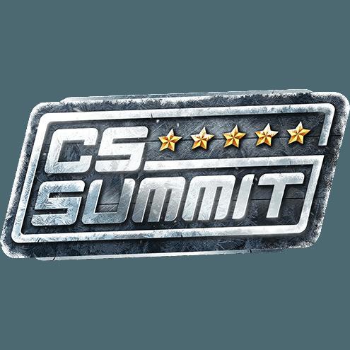 cs_summit 5 巅峰联赛