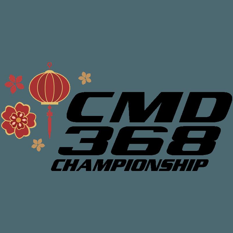 CMD368锦标赛